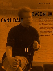 couverture de Bacon le cannibale